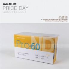 아큐프로 카트리지 PRO60 1박스
