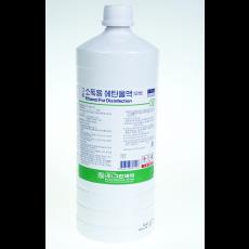 (그린) 소독용에탄올 1L (95%)