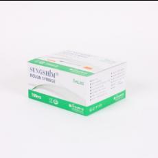 [성심]인슐린주사기 1cc 29G*13mm(1/2