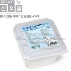 [메디탑]뉴클린스왑 알콜솜 400매 24개 1box