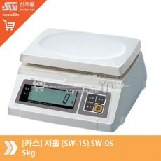 [카스]전자저울(보급형)5kg