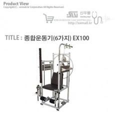 [영일엠]종합운동기(6가지) EX100